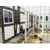 Экоферма фахверковая «Китеж 10-3 с выгулом 6-3» на 20 кур , 10 уток, 20 кроликов