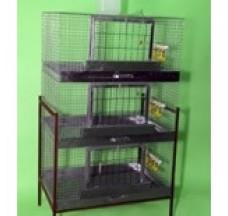 Клетка для бройлеров на 45 голов