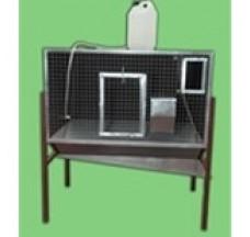 Клетка для кроликов 1-а сек. Откорм. Маленькая