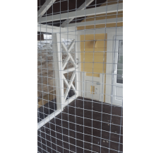 Зимний курятник на 10 кур «Радомир стандарт люкс»